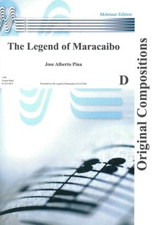The Legend of Maracaibo - Set (Partitur und Stimmen)