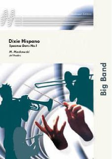 Dixie Hispano - Set (Partitur + Stimmen)