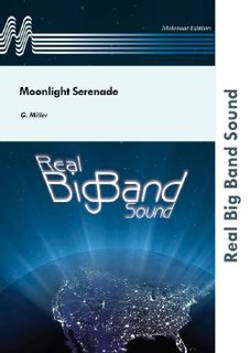 Moonlight Serenade - Set (Partitur + Stimmen)