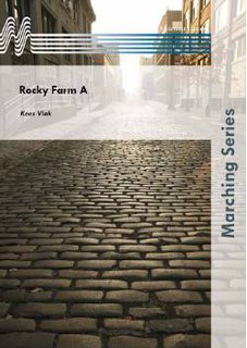A Rocky Farm - Partitur