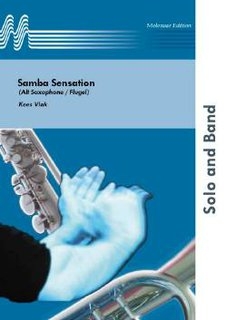 Samba Sensation - Partitur