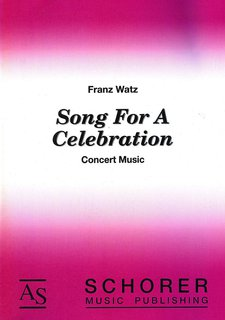 Song For A Celebration