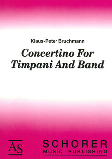 Concertino For Timpani And Band