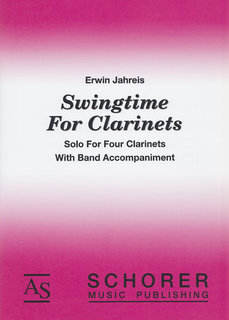 Swingtime For Clarinets