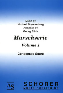 Marschserie, Vol. 1 - Bb Clarinet 1