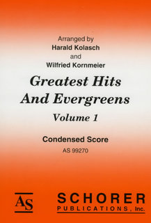 Greatest Hits & Evergreens (Vol.1) - Eb Clarinet