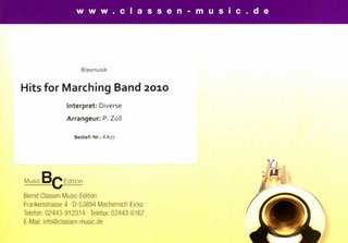Hits for Marching Band 2010
