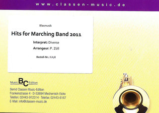 Hits for Marching Band 2011