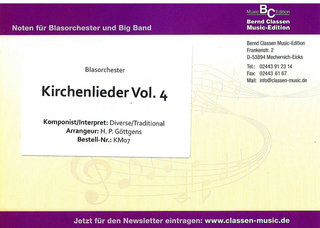 Kirchenlieder Vol. 4