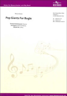 Pop Giants for Bugle