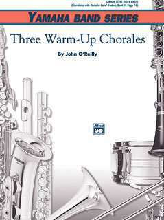Three Warm-Up Chorales