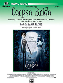 Corpse Bride, Selections from