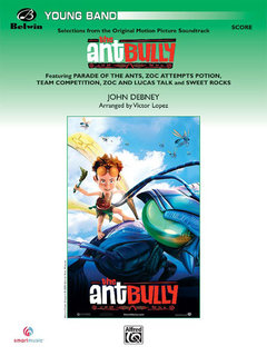 The Ant Bully, Selections from