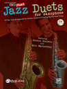 Gordon Goodwins Big Phat Jazz Saxophone Duets