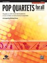 Pop Quartets for All (Tenorsaxofon)