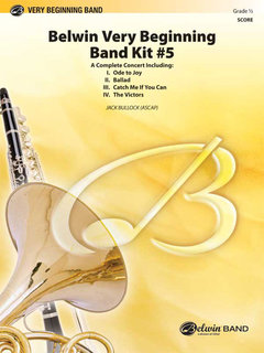 Belwin Very Beginning Band Kit #5