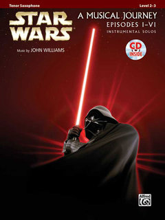 Star Wars® Instrumental Solos (Movies I-VI) - Tenorsaxofon