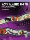 Movie Quartets for All (Tenorsaxofon)