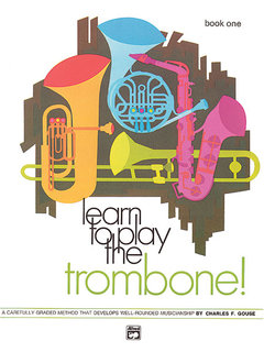 Learn to Play Trombone! Book 1