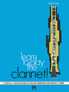 Learn to Play Clarinet! Book 2