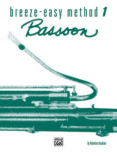 Breeze-Easy Method for Bassoon, Book I