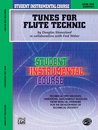 Student Instrumental Course: Tunes for Flute Technic,...
