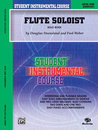 Student Instrumental Course: Flute Soloist, Level I
