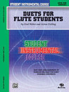 Student Instrumental Course: Duets for Flute Students,...