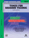 Student Instrumental Course: Tunes for Bassoon Technic,...