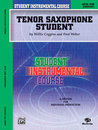 Student Instrumental Course: Tenor Saxophone Student,...