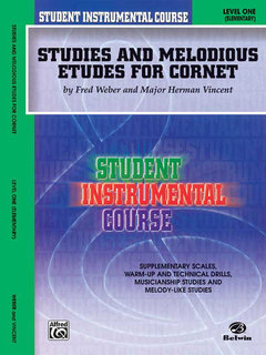 Student Instrumental Course: Studies and Melodious Etudes for Cornet, Level I