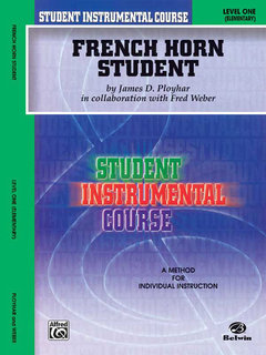 Student Instrumental Course: French Horn Student, Level I