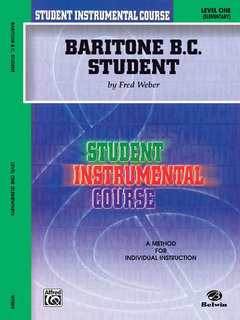 Student Instrumental Course: Baritone (B.C.) Student, Level I