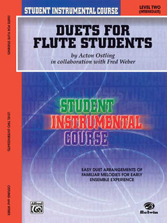 Student Instrumental Course: Duets for Flute Students, Level II