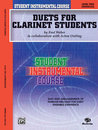 Student Instrumental Course: Duets for Clarinet Students,...