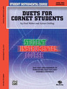 Student Instrumental Course: Duets for Cornet Students,...