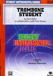 Student Instrumental Course: Trombone Student, Level II