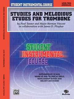 Student Instrumental Course: Studies and Melodious Etudes for Trombone, Level II
