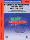 Student Instrumental Course: Studies and Melodious Etudes...