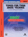 Student Instrumental Course: Tunes for Tuba Technic,...