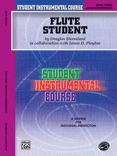 Student Instrumental Course: Flute Student, Level III