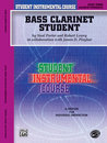 Student Instrumental Course: Bass Clarinet Student, Level...