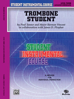Student Instrumental Course: Trombone Student, Level III