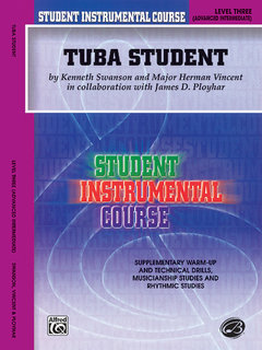 Student Instrumental Course: Tuba Student, Level III
