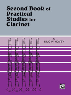 Practical Studies for Clarinet, Book II