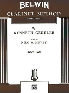 Belwin Clarinet Method, Book II