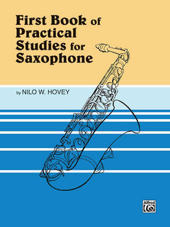 Practical Studies for Saxophone, Book I
