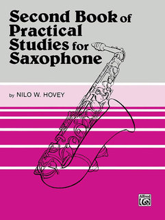 Practical Studies for Saxophone, Book II