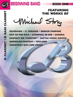 Belwin Beginning Band, Book One (featuring the works of Michael Story) - B-Flat Clarinet / B-Flat Bass Clarinet Buch