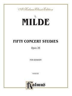 Fifty Concert Studies, Op. 26